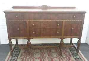 Antique Sideboard * Delivery Available *