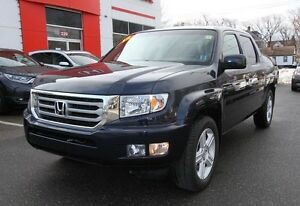2012 Honda Ridgeline Touring Leather GPS