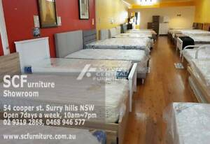Here come new comfortable bedroom mattress and base