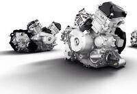 Bloc complet / Full swap DEAL 800cc rotax