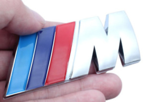 BMW M Power Performance Sport Badge