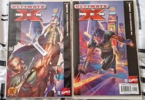 Marvel Comics Ultimate X-Men #1-86 Near complete Variant #1 COA