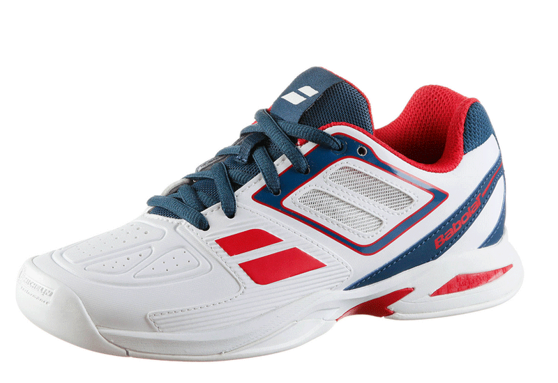 Babolat Propulse Team BPM Indoor Jr - Kinder Hallen-Tennisschuhe - 33F1562