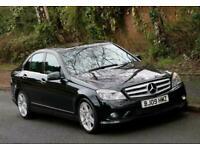 Mercedes-Benz C Class 2.1 C200 CDI Sport, Diesel, Auto, Dealer Service History
