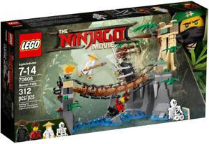Lego Ninjago 70608 Master Falls Neuf