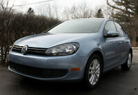 2010 Volkswagen Golf Highline Sedan