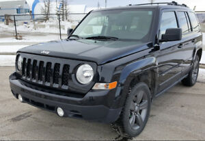2015 Jeep Patriot 4x4 Sport c/w High Altitude Package