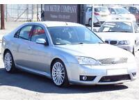 Ford Mondeo ST 2.2TDCi 155 2005.TDCi, Silver, 6 Months AA Warranty