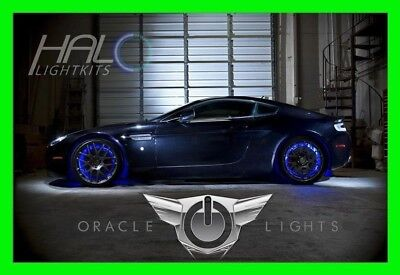BLUE LED Wheel Lights Rim Lights Rings by ORACLE (Set of 4) for CADILLAC MODELS