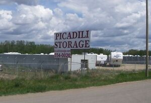 ***** ONLY $100 ***** for 8x20'  Storage in MORINVILLE!!