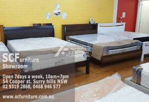 SCF Direct Sale!! New Comfortable Mattress, Modern Bed