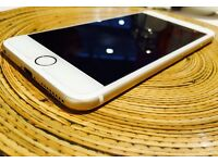 Apple iphone 6s plus + 128gb gold Unlocked