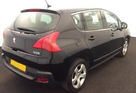 PEUGEOT 3008 CROSSOVER 1.6 BLUEHDI 120 ALLURE GT LINE 1.2 FROM £31 PER WEEK!