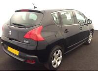 Peugeot 3008 Crossover 1.6HDi ( 115bhp ) FAP 2013MY Active FROM £31 PER WEEK!