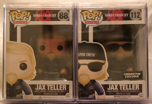 Sons of Anarchy Funko Pops