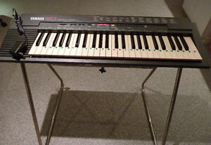 Portable Electric Keyboard/Organ with Stand, Music