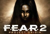 F.E.A.R. 2: PROJECT ORIGIN ORIGINAL PC GAME