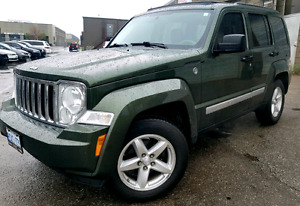 2008 Jeep Liberty Limited Edition V6 3.7 Auto 4x4
