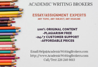 London's #1 ESSAY/ASSIGNMENT Help - Call/SMS - 226 240 8613
