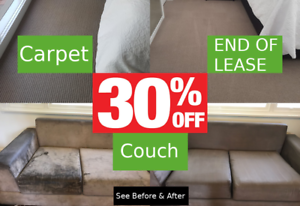Carpet Cleaning Melbourne | Duct, Couch Vacate Lease End Cleaning