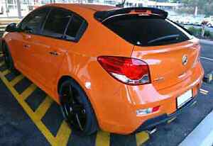 Genuine Irmscher branded Rear Holden Cruze Hatch Spoiler. JH HSV Hillbank Playford Area Preview