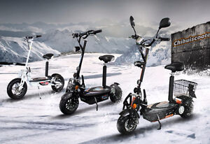 SCOOTER-on road , off road , 1600w , 1000w .