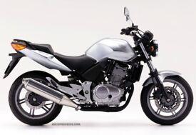 Honda CBF 500 A6 . As new !