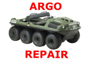ARGO REPAIR WORK, SALES & ACESSORIES!!!