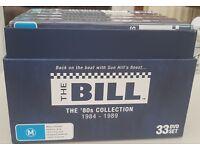 DVD BOX SET THE BILL&FAREWELL THE BILL