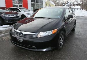 2012 Honda Civic Sdn LX Bluetooth