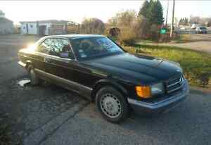 For Sale 1988 Mercedes 560sec Make an offer