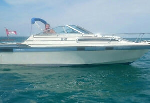 22.5 ft CABIN CRUISER