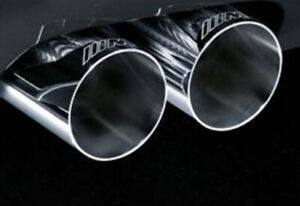 BMW Original M Performance Exhaust