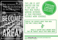 Québec City Local Guide Wanted