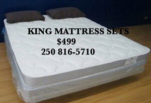 KING MATTRESS SETS-UNBELIEVABLE PRICE