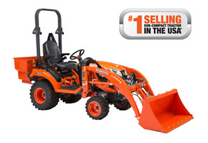 Kubota Tractors Wanted