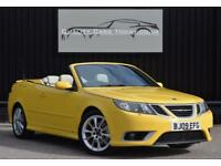 Saab 9-3 93 2.0 T Turbo Hot Aero Convertible Manual Yellow Exceptional Condition