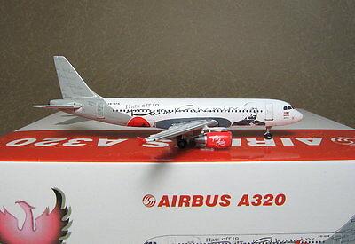 Phoenix 1 400 Air Asia A320 Hats Off    9M Afm  10417 Diecast Metal Plane