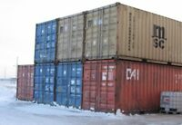 Used and New Portable Storage Containers for Sale