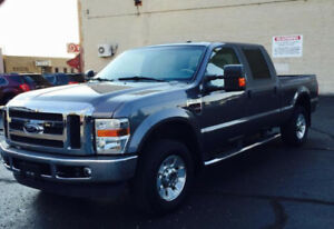 2009 Ford F-250 SuperDuty Lariat Plus Package Power Stroke 6.4L