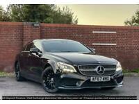 2017 Mercedes-Benz CLS 3.0 CLS350d V6 AMG Line (Premium) G-Tronic+ (s/s) 4dr Cou