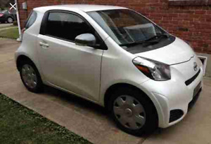 2014 Scion iQ Hatchback lease car