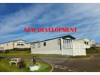 Static caravans for sale on beautiful park in Ayrshire, Glasgow, Scotland
