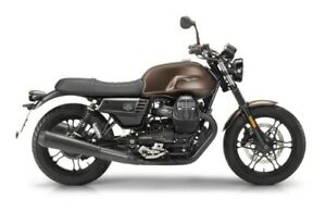 2019 Guzzi  V7 III STONE NIGHT PACK BRONZE CA MY19