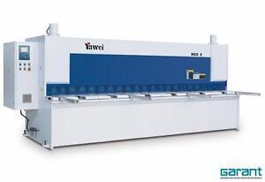 Yawei hydraulic shear