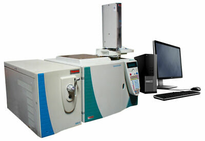 Thermo Electron Trace Gc Ultra With Thermo Dsq Ii Ms And As 3000 Autosampler