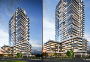 Pickering Condos (Walking distance from Go Station)