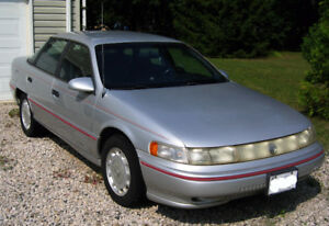 1992 Mercury Sable LS Other