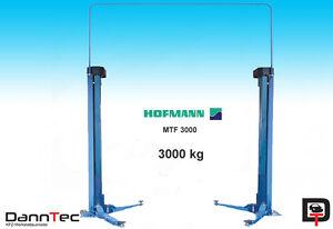 Zweisäulen Hebebühne MTF 3000 Hofmann,