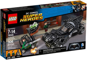 New in box, recently retired Lego Super Heroes sets